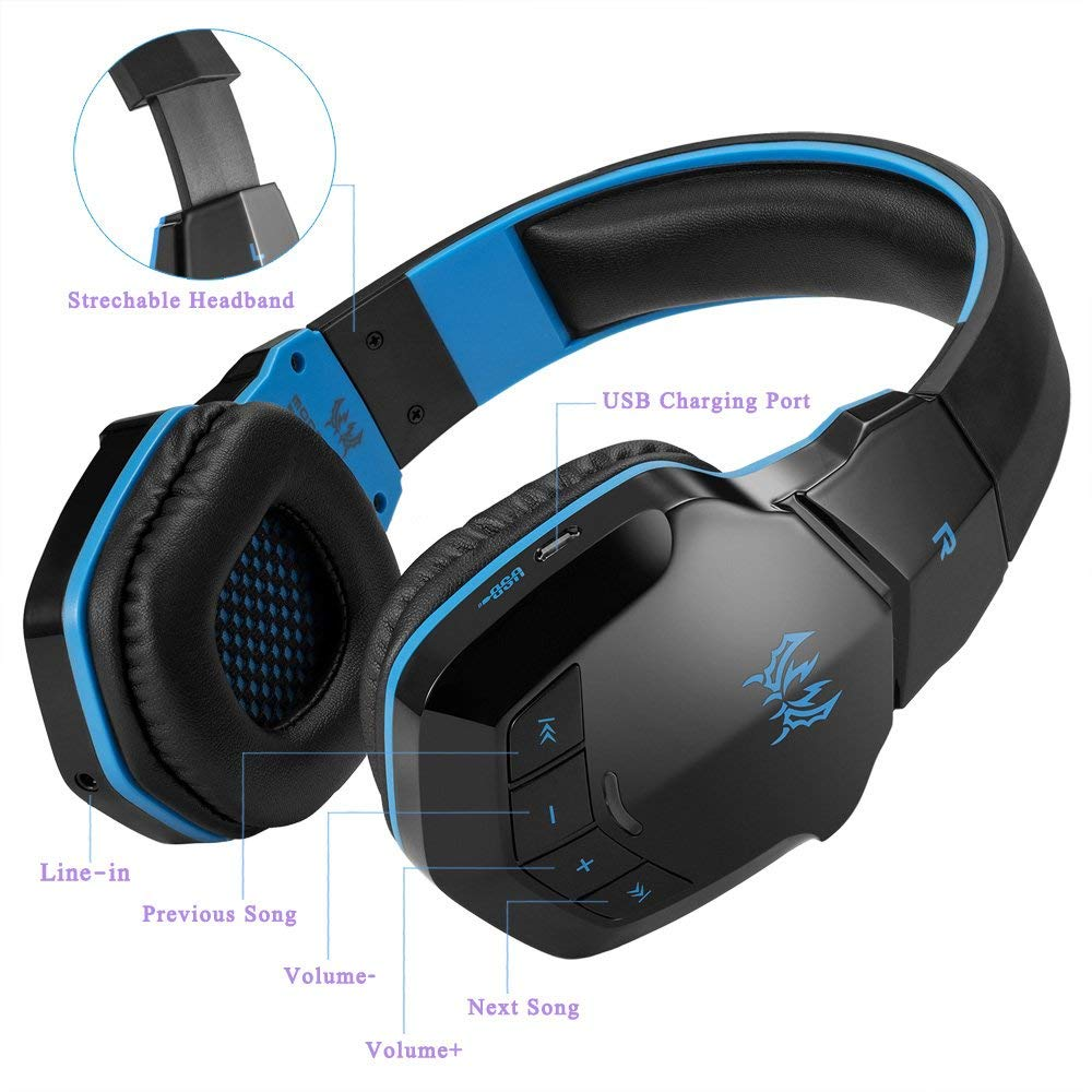 wireless gaming headset budget