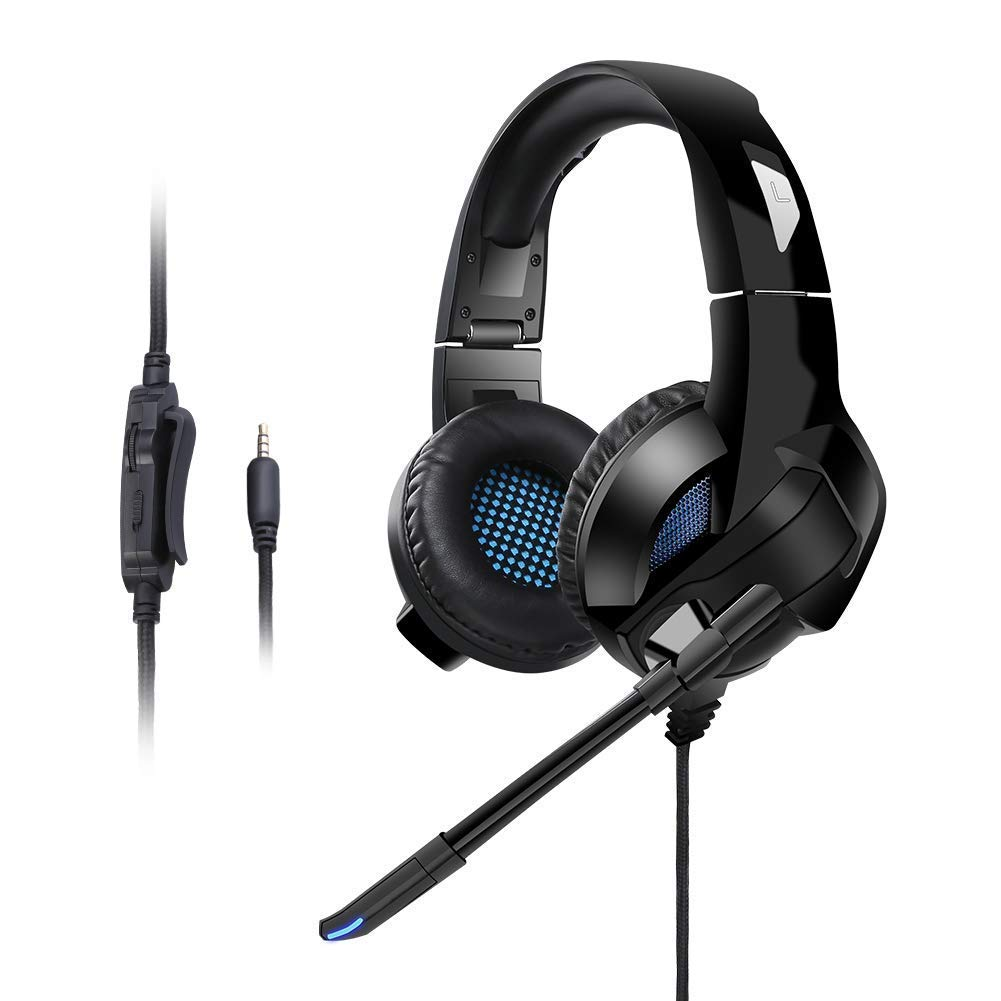 Ceppekyy Gaming Headset Foldable