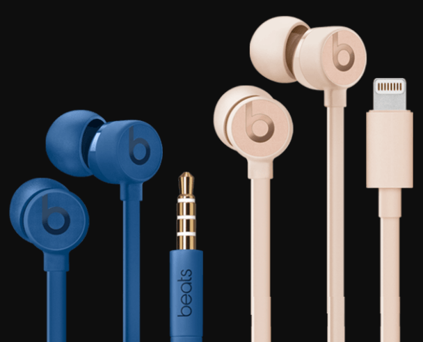 Beats UrBeats3 Earphones Black Friday 2019