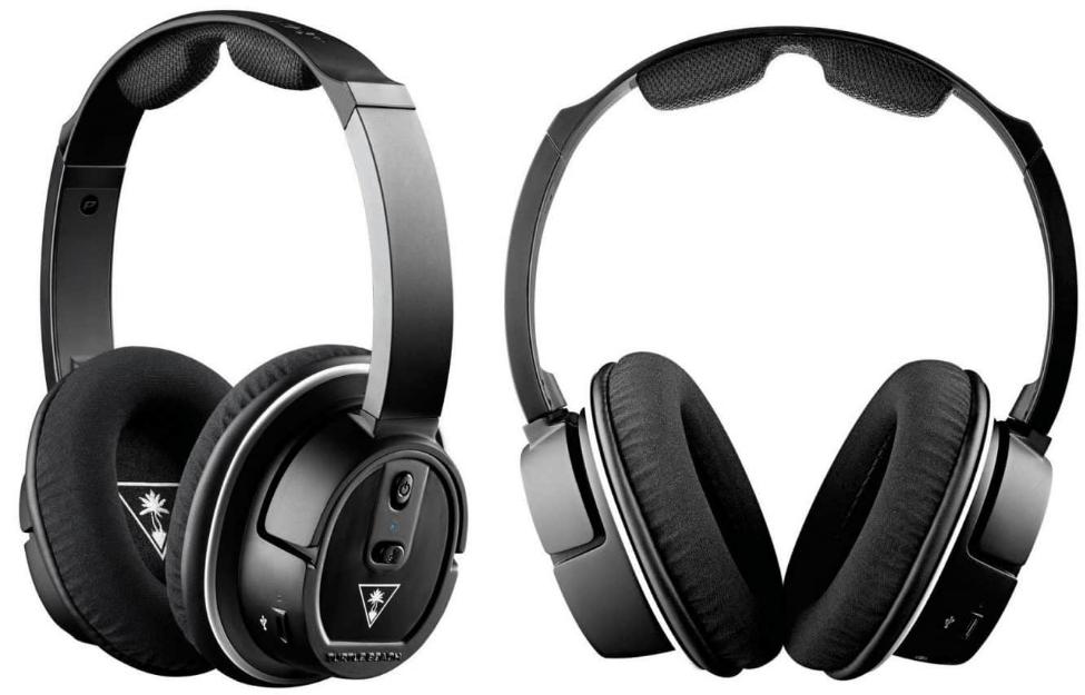 Overear headsets for Playstation VR