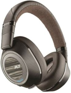 Bluetooth Headset with Active Noise Canceling to mowe lawn