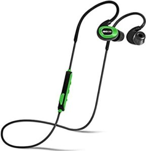 Wireless earbuds for lawnmowing