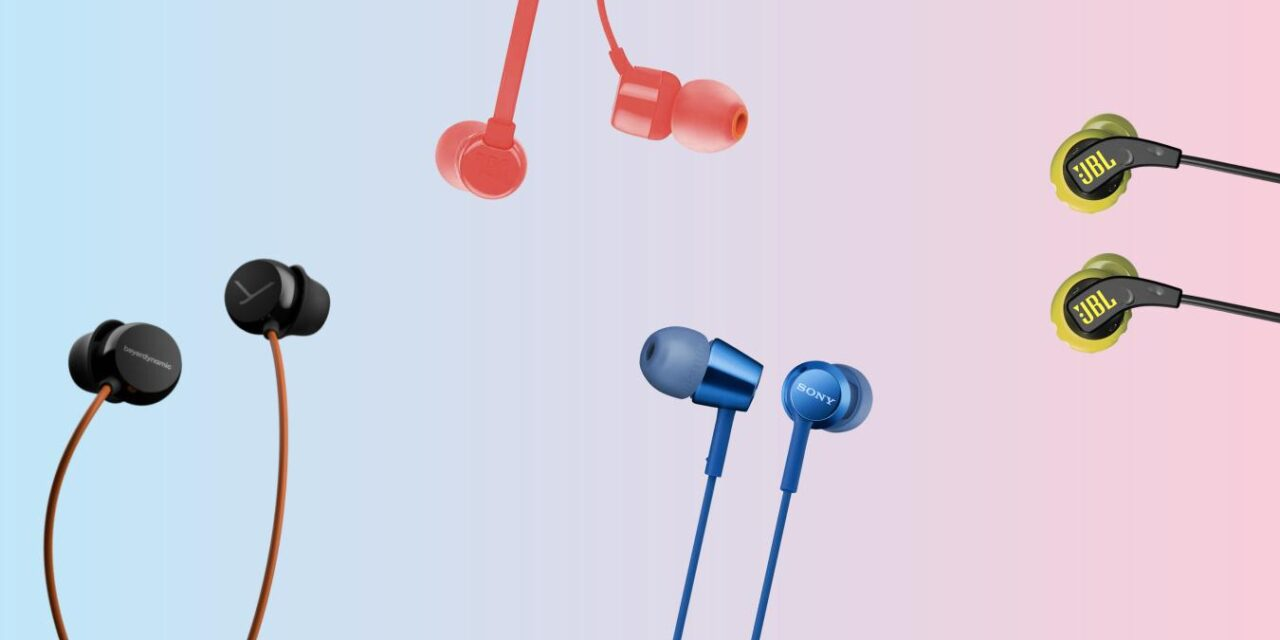 Top 6 Best Earphones with Mic under $500 – Reviews and Buying Guide