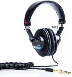 vocal recording headphones