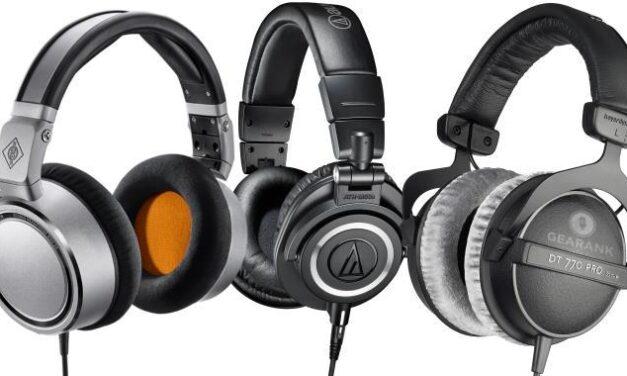 5 Best Headphones for Recording Vocals in 2021